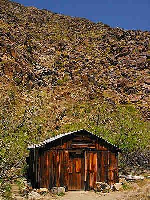 Newman Cabin - 04/16/2005