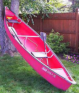 14' Coleman Ram-X Canoe